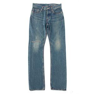 NWT Hysteric Glamour Amour Straight Jeans XS